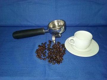 Páka pro kávovar